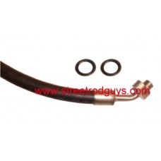 2000 - 2006 Suburban Rubber Upgrade LOW SIDE Suction Line